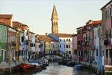 Burano Island, Venice by Jan Traylen, Photography, Giclée printed photograph on textured paper