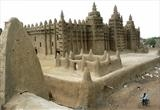 Djenne Mosque by Jan Traylen, Photography, Giclée printed photograph on textured paper