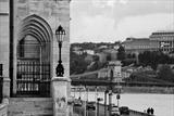 Parliament, River Danube, Buda Castle, Budapest by Jan Traylen, Photography, Giclée printed photograph on textured