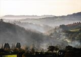 gc32 misty doddiscombsleigh, devon 5x7 1892 by Jan Traylen, Photography
