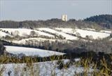 gc45 snowy haldon belvedere, devon 4220 by Jan Traylen, Photography