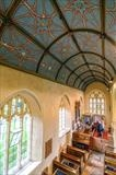gc62 st.mary's, dunsford, north aisle, roof 12569 by Jan Traylen, Photography
